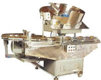 Fully Automatic Tablet Counting & Filling Machine